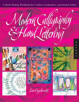 Modern Calligraphy & Hand Lettering by Lisa Engelbrecht