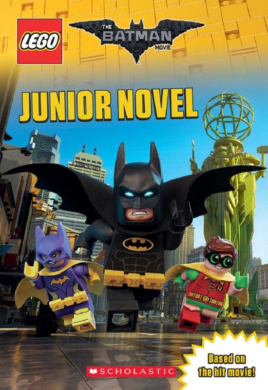 The Lego Batman Movie by Jeanette Lane
