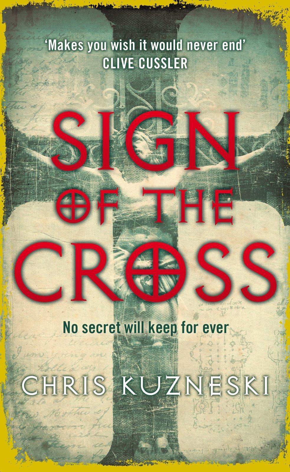 Sign of the Cross by Chris Kuzneski image