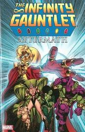 Infinity Gauntlet Aftermath by Ron Marz
