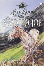 Horses of Half Moon Ranch: Navaho Joe by Jenny Oldfield image