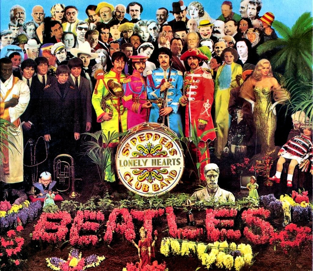 Sgt. Pepper's Lonely Hearts Club Band (Deluxe 2CD Anniversary Edition) by The Beatles image
