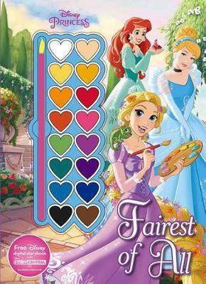 Disney Princess Fairest of All by Parragon Books Ltd image