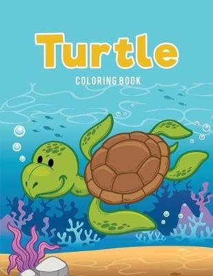 Turtle Coloring Book by Coloring Pages for Kids image