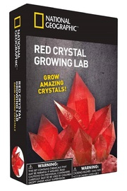 National Geographic: Ruby Crystal Growing Lab - Red