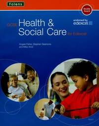 GCSE Health & Social Care: Student Book for Edexcel by Mike Ancil image