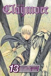 Claymore: Volume 13 by Norihiro Yagi image