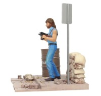 "Invasion U.S.A: Matt Hunter (Chuck Norris) - 7"" Diorama"