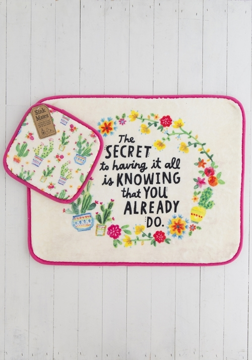 Natural Life: Sink Mates - Secret Having