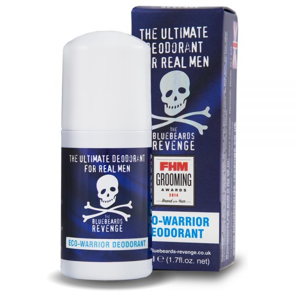 Bluebeards Revenge - Eco Warrior Deodorant (50ml)