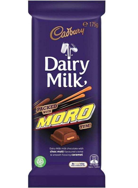Cadbury Dairy Milk Moro (175g)