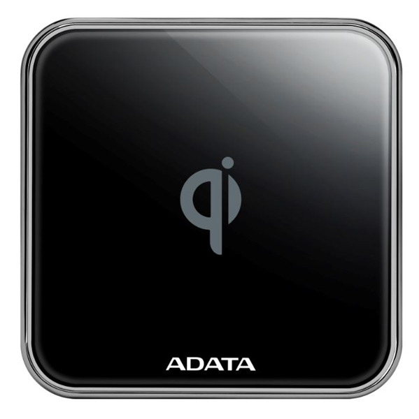 Adata: Wireless QI Charging Pad 10w - Black