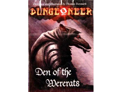 Dungeoneer: The Den of the Wererats image