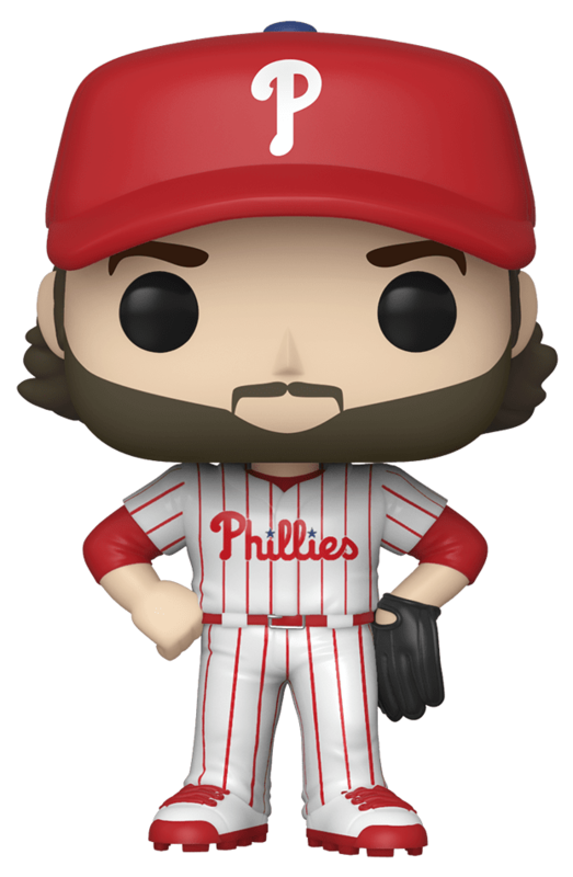 MLB: Phillies - Bryce Harper Pop! Vinyl Figure