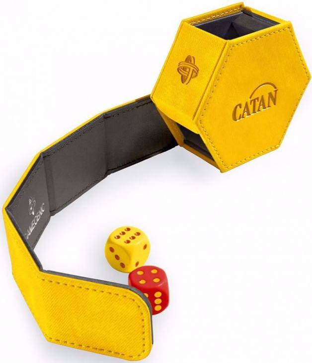 Catan Accessories: Dice Hexatower - Yellow
