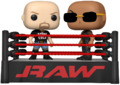 WWE: The Rock vs. Stone Cold (Wrestling Ring) - Pop! Movie Moment Figure