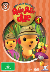 Rolie Polie Olie - Season 3: Vol. 4 on DVD
