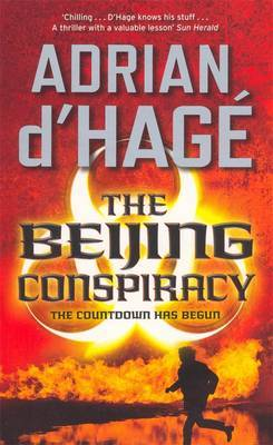The Beijing Conspiracy by Adrian D'Hage image