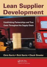 Lean Supplier Development by Chris Harris
