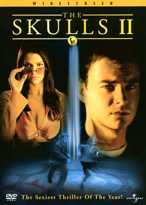 Skulls 2 on DVD image
