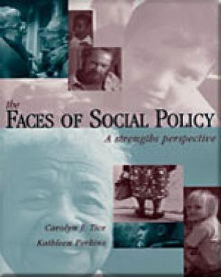 Faces of Social Policy by Carolyn Tice image