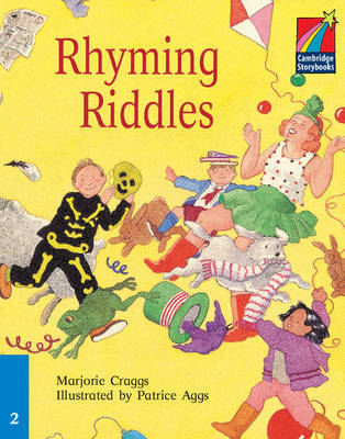 Rhyming Riddles Level 2 ELT Edition by Marjorie Craggs