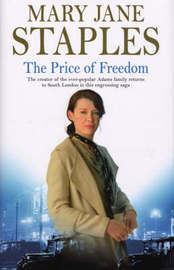 The Price Of Freedom by Mary Jane Staples image