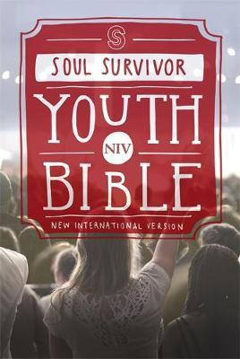 NIV Soul Survivor Youth Bible Hardback by New International Version image