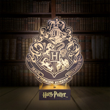 Harry Potter: Hogwarts Crest Light