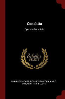 Conchita by Maurice Vaucaire image