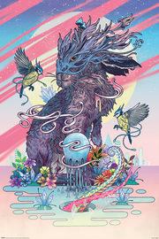 Mat Milller Rabbit (Communion) Maxi Poster (799)