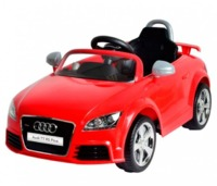 Toyrific: Electric Ride-On - Audi TT RS 6V (Red)