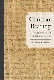 Christian Reading by Blossom Stefaniw