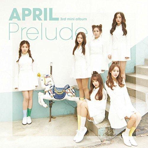 Prelude (3rd Mini Album) by APRIL