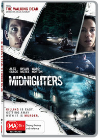 Midnighters on DVD