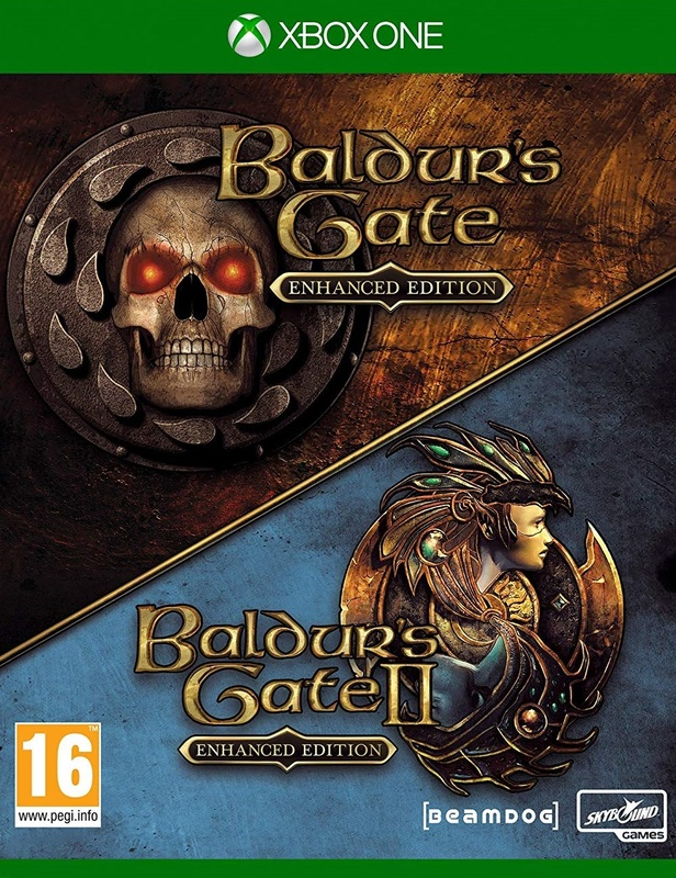 Baldur's Gate Enhanced Edition for Xbox One