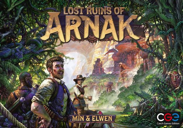 Lost Ruins of Arnak - Board Game