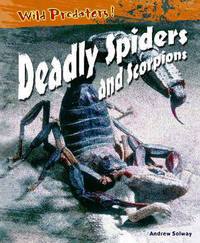 Deadly Spiders and Scorpions by Andrew Solway image