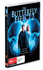 The Butterfly Effect 2 on DVD