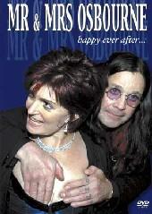 Mr & Mrs Osbourne - Happy Ever After on DVD