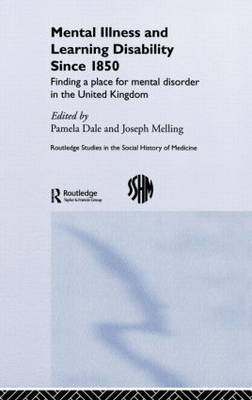 Mental Illness and Learning Disability since 1850