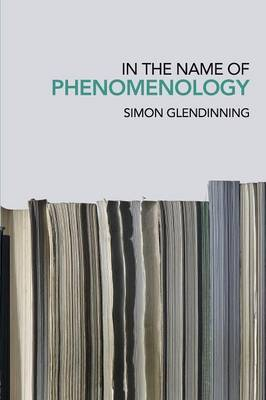 In the Name of Phenomenology by Simon Glendinning image