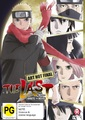 The Last: Naruto The Movie on DVD