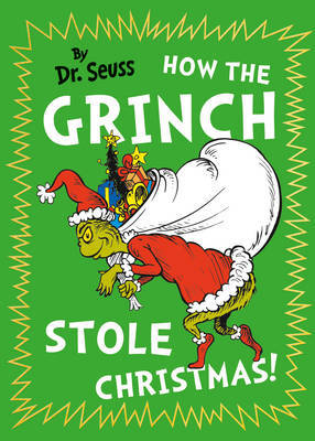 How the Grinch Stole Christmas! Pocket Edition by Dr Seuss