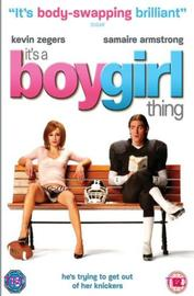 It's A Boy Girl Thing on DVD image