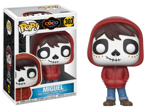 Coco - Miguel Pop! Vinyl Figure (with a chance for a Chase version!)