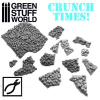 Green Stuff World - Skull Plates- Crunch Times!