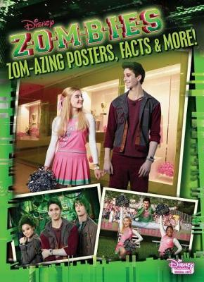 Zom-Azing Posters, Facts, and More! (Disney Zombies) by Random House Disney image