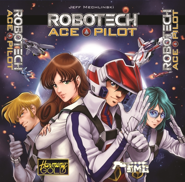 Robotech: Ace Pilot - Strategy Dice Game