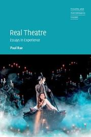 Theatre and Performance Theory by Paul Rae